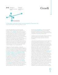 Version PDF ( 151 KB, 2 pages) - Horizons de politiques