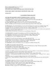 bibliografia elaborato.pdf - Scienze Politiche