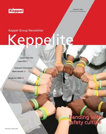 January 2009 - Keppel Corporation