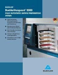 BuehlerVanguard® 2000