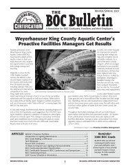 BOC Bulletin 1.14.indd - Building Operator Certification