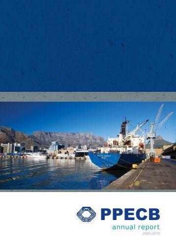 3. PPECB Annual Report 2009-2010