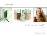 Arbonne = REsults™