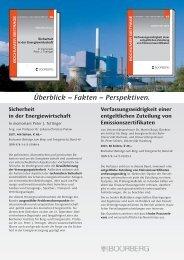 Überblick – Fakten – Perspektiven. - Heinemann & Partner