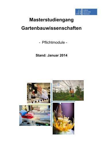 Gartenbau Hannover 5 free magazines from gartenbau uni hannover de