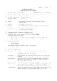 Seite: 1 von: 5 Sicherheitsdatenblatt (gemäß ... - Sikkens Shop