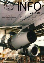 März 2001 - Vereinigung Luftfahrt eV