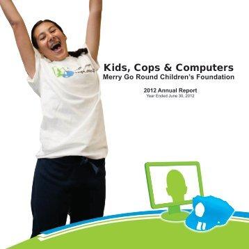 Kids, Cops & Computers - Community Knowledge Centre - Toronto ...