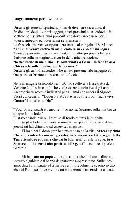 Leggi L Allegato Parrocchia Maria Assunta