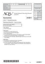 413011 june 10 mark scheme
