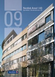 Rapport pr. 30. juni 2009 - Swedbank