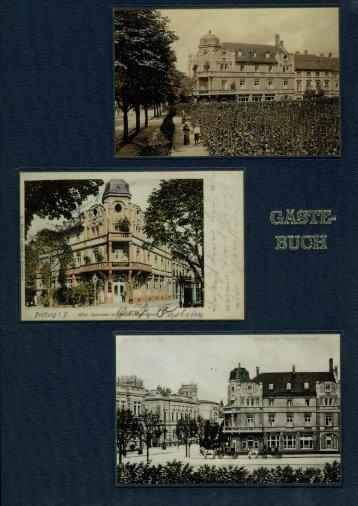 Gästebuch Kunst und Musik (4 MB) - Park Hotel Post