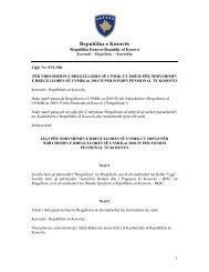 Ligji Nr. 03/L-084 - Banka Qendrore e Republikës së Kosovës