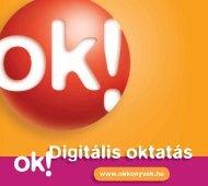 OK! digitális oktatás - Műszaki Könyvkiadó