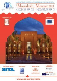 Marrakech, Morocco - Airports Council International