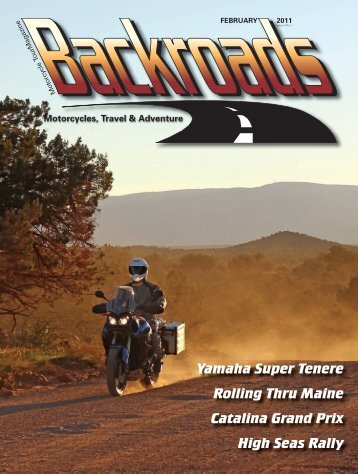 Motorcycles, Travel & Adventure - High Seas Rally