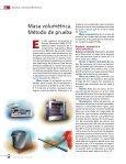 Masa volumétrica. Método de prueba - Instituto Mexicano del ... - Page 2