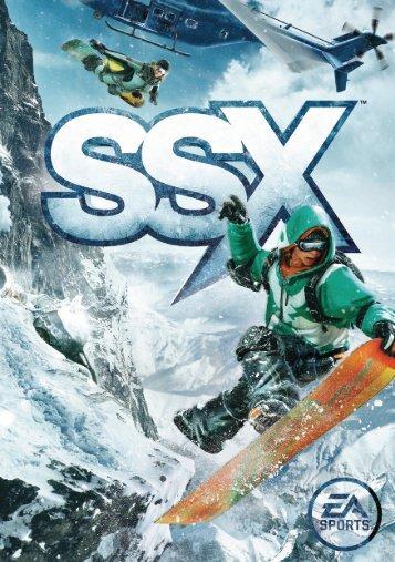 ssx-manuals