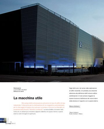 Leggi l'articolo (pdf) - Civic