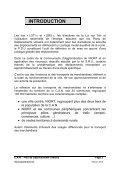 Étude marchandises - Communauté d'Agglomération de Niort - Page 3