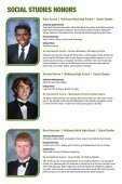 2011 DIstINguIsHED stuDENts AwARDs - McKinney Independent ... - Page 6