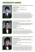 2011 DIstINguIsHED stuDENts AwARDs - McKinney Independent ... - Page 7