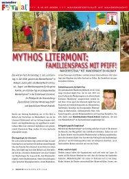 Mythos litermont: