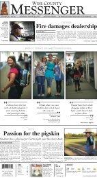 08-26-2010-Thursday - Wise County Messenger