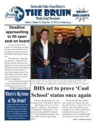 11-19 - Bartlesville Public Schools