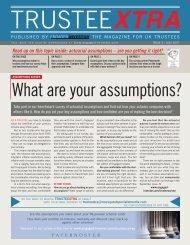 Trustee Xtra Issue 3 - Engaged Investor