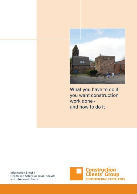 What you have to do if you want construction work done - and how to ...