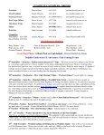 Dolphin Underwater & Adventure Club September 2008 Newsletter - Page 2