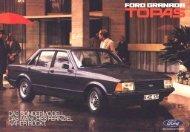 Ford Granada II Topas - Niemcy - Capri.pl