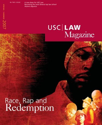Redemption - USC Gould School of Law - University of Southern ...