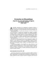Os jesuítas em Moçambique - Lusotopie