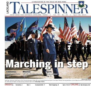 April 26, 2013 - San Antonio News