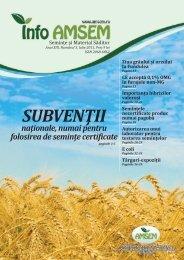 Revista Info-AMSEM Nr. 3 / 2011