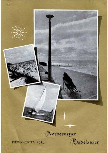 wbk-1954.pdf (6,7 MB) - Chronik der Insel Norderney