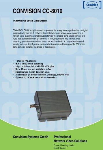CONVISION CC-8010