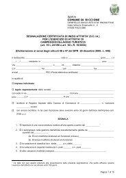 SCIA CAMPEGGIO-VILLAGGIO TURISTICO_versione23.02.2011