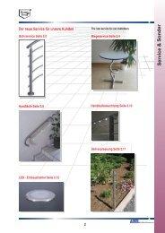 2 Service und Sonder - Abel Metallwaren
