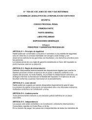 Código Procesal Penal - CENDEISSS