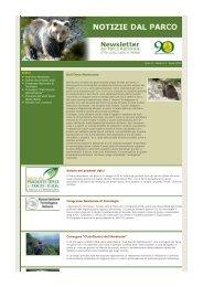 Versione PDF - Parco Nazionale d'Abruzzo Lazio e Molise