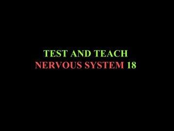test and teach 18 - RCPA