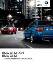 BMW X M OCH BMW X M.