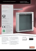 NETbox Home Duvar Tipi Kabinetler W600xD150 Pdf ... - LANDE - Page 3