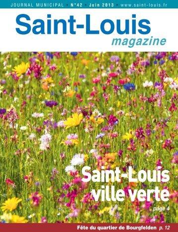 Saint-Louis magazine n° 42 en pdf