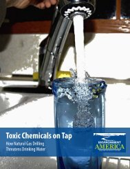 Toxic Chemicals on Tap - Circle of Blue