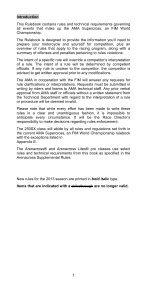2013 AMA Supercross an FIM World Championship Rulebook - Page 3