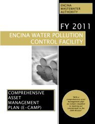 FY 2011 - Encina Wastewater Authority